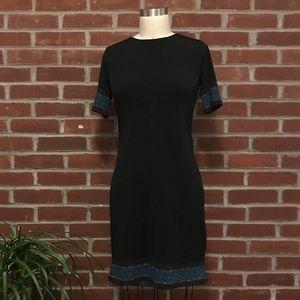 Black day-to-night dress